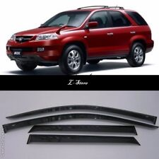 For Acura MDX (YD1) 2001-2006 Side Window Visors Sun Guard Vent Deflectors