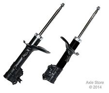 Two New Struts Front Pair Ltd Lifetime Warranty Fit Accent Free shipping