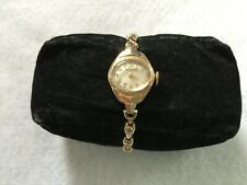 Swiss Made Vintage Bulova Mechanical Wind Up Ladies Watch