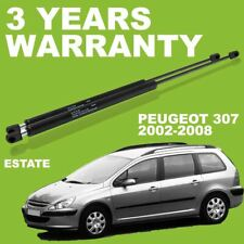2x Gas Struts for Peugeot 307 2002-2008 Estate Rear / Boot lifter