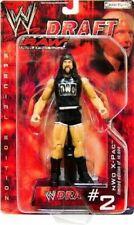 Jakks Pacific 2002 Scott Steiner Draft WWE Raw Agent Limited Edition of 10