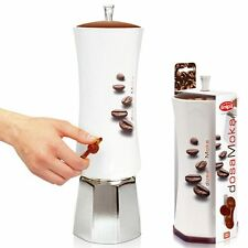 Dosa caffè moka snips per caffettiere 2 a 12 tazze made in italy dosacaffè tazza