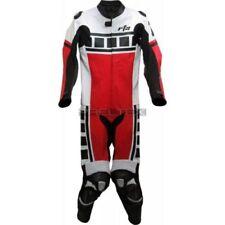 Combinaisons de motocyclette rouge taille L
