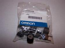 OMRON A165K-A3M W/O KEY KEYSS SQ 3POS MAINT ALL  NEW  LOT OF 9