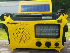 Kaito Ka500 Voyager Am Fm Shortwave Weather Radio - Camping Hiking Emergency