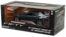 1:24 GreenLight *HOBBY EXCLUSIVE* 50th Anniversay 2017 Chevrolet Camaro SS NIB