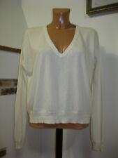 100% Kaschmir/Cashmere Dorothee Schumacher Damen Pullover beige Gr. 2/M