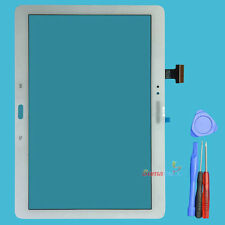 for Samsung Galaxy Note 10.1 SM-P600 P601 P605 White OEM Digitizer Touch Screen