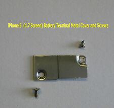 """Genuino Apple Iphone 6 4.7"""" Batería Interna De Metal Flex Soporte con Tornillos"""