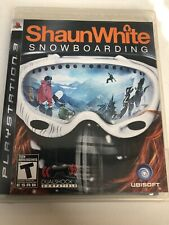Shaun White Snowboarding (Sony PlayStation 3, 2008)
