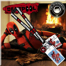 Official Marvel Deadpool Lanyard USA SAME DAY SHIPPING