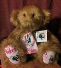 Handmade Bear - A Tribute To Peter Rabbit