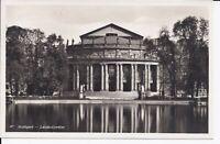 877 Stuttgart Landestheater 1933 Ansichtskarte  Baden Württemberg