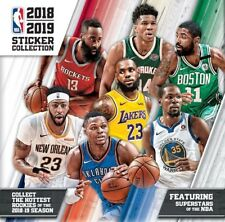 2018 2019 Panini NBA Basketball Sticker Collection Unopened Box of Packs Rookies