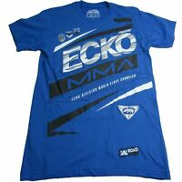 Ecko Unltd. Unlimited Men's Sideswipe Logo Printed Graphic Tee T-Shirt