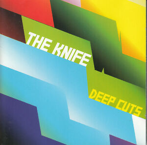 The Knife - Deep Cuts CD+DVD 2004 Limited Edition Synth-pop
