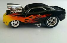 Funline 1:64 Muscle Machines Camaro? Flame Decal