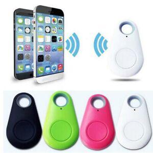 Bluetooth Parking GPS Locator Tracking Purse Car Key Finder Child Pet Tracker