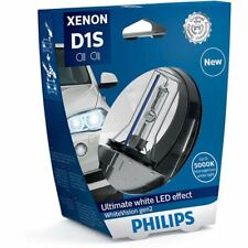1x Philips D1S 35W White Vision gen2 Xenón 120% más de luz 85415WHV2S1