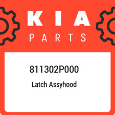 811302P000 Kia Latch assyhood 811302P000, New Genuine OEM Part
