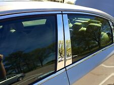 STAINLESS STEEL CHROME PILLARS LINCOLN MKS 2009-2012 6PCS