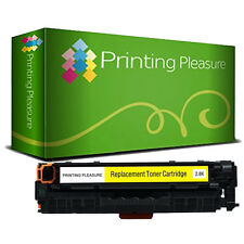 Yellow Toner Cartridge for HP CC532A Colour LaserJet CP2025nf CP2020 CP2020fxi