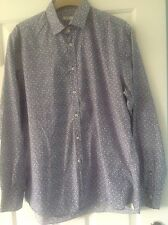 "Mans Shirt from Delsiena size 17"" collar 50"" chest in VGC"