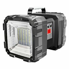 60W P70 45pcs LED Dual Sided Portable Power Torch Super Bright Flashlight Light