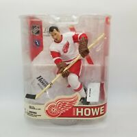 Gordie Howe Detroit Red Wings McFarlane NHL Legends Series 6 6""