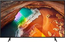 Samsung SMART TV 4K 55 Pollici Televisore QLED Ultra HD T2 WiFi QE55Q60RAT ITA
