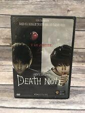 Death Note Live Action DVD 2003 Shusuke Kaneko Film Viz Pictures Based On Manga