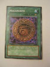 Yu-Gi-Oh Megamorph SKE-037 Spell Card, Very  Good Condition (011-71)
