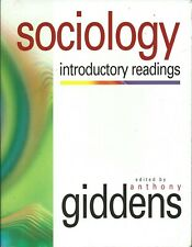 Sociology: Introductory Readings by Anthony Giddens (Paperback, 1997)