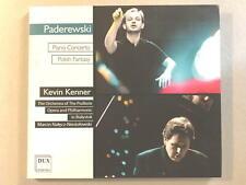 Paderewski : Klavierkonzert Piano Concerto / Kevin Kenner (CD) *** Versandrabatt