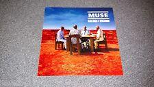 Muse Black Holes & Revelations Promotional Albm Flat Rare