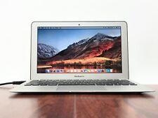 "Leona: FAST + LIGHT Apple MacBook Air 11"" i5! SSD! 1-YEAR WARRANTY! 1 CYCLE!"