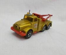 Vintage Matchbox Super Kings K2 Scammel Heavy Wreck Truck - By Lesney
