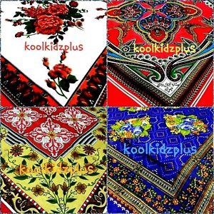 SET OF 3 > TRADITIONAL ROTI CLOTH / CHAPATI CLOTH / NAN, KITCHEN LINEN,TEA TOWEL