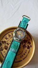 kahuna kls-01774l aqua strap ladies/girs watch . rrp £24.99