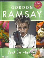 Gordon Ramsay : Food for Thought (2 DVD + boekje)