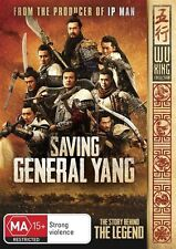 Saving General Yang (DVD, 2013) CANTONESE/MANDARIN-English subtitles