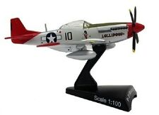 Postage Stamp 5342-7 P-51D Mustang RED TAILS Tuskegee Airman 1:100 Scale New