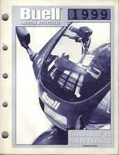 BUELL parts catalog 1999 Thunderbolt S3 OEM 99570-99YA