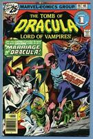 Tomb of Dracula #46 1976 Marvel Comics s