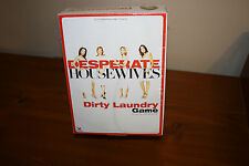 DESPERATE HOUSEWIVES DIRTY LAUNDRY GAME (NEW IN BOX)