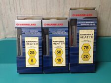 Marineland Visitherm Submersible Heater: 25w, 50w, or 75w, New!