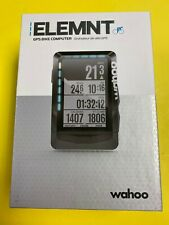 Wahoo ELEMNT GPS Bike Cycling Computer WFCC1 - NEW