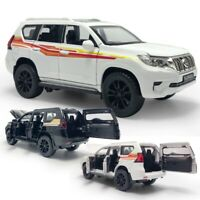 1:32 Toyota Land Cruiser Prado SUV Model Car Diecast Toy Vehicle Collection Kids