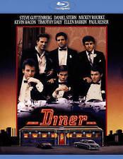 Diner (Blu-ray Disc, 2015) Steve Guttenberg Kevin Bacon Mickey Rourke