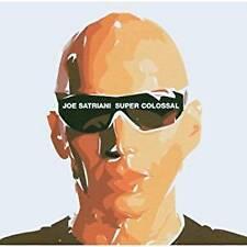 Joe Satriani - Super Colossal (NEW CD)